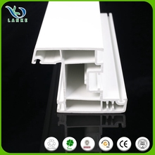 China manufacturer conch pvc profile for plastic window and door