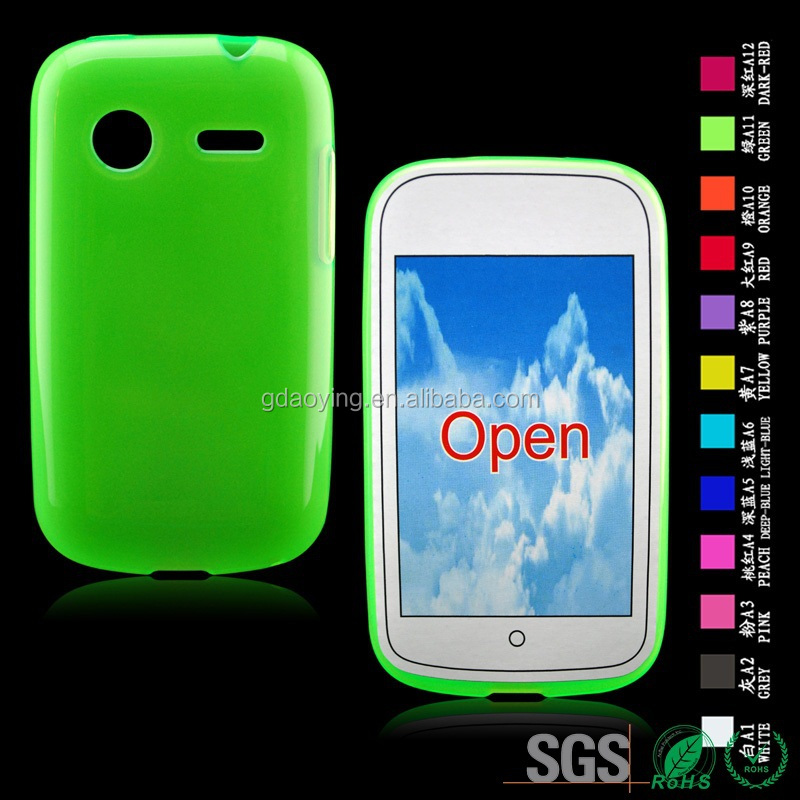 protective back case cover Custom Phone Cover for ZTE OPEN