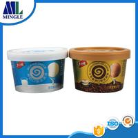 High precision ice cream container each size
