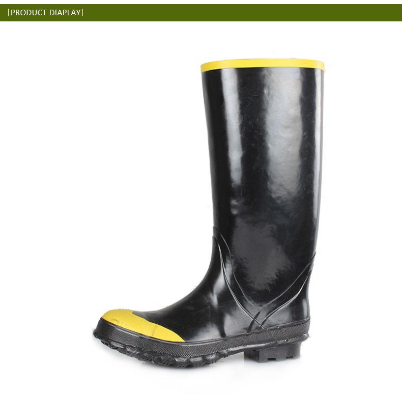 Rubber is naturally waterproof, and rubber boots have long been an outdoor staple. This dependable, durable material is ideal for trekking through muck, mud, debris and water. When the weather turns cold, sport a pair of insulated rubber boots.