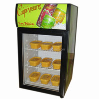 display freezer, ice cream display freezer