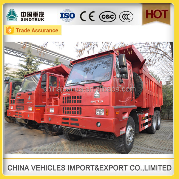 hot sale camion howo mine king tipper Dump trucks for sale in sharjah