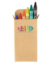 High quality easy painting color crayon set for kids and school