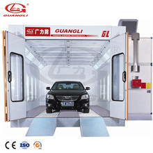 mobile used car spray booth for sale