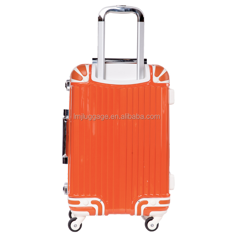 ABS trolley suitcase 20/24 inch 2pcs trolley luggage set/japanese luggage