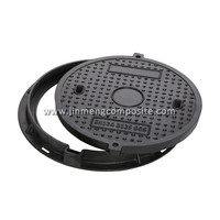 septic tank fuel manhole cover Gully Manhole Cover with rubber gasket