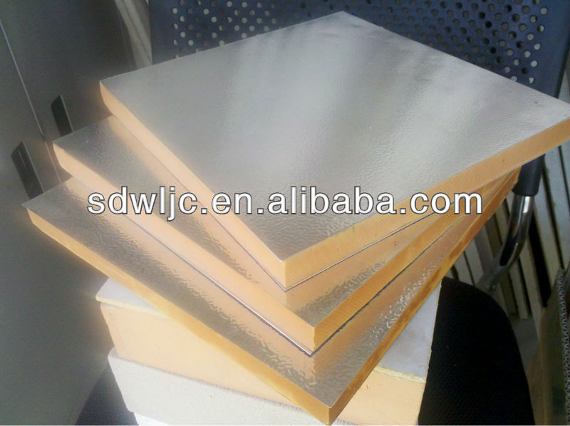 Phenolic insulation board thermal insulation materials