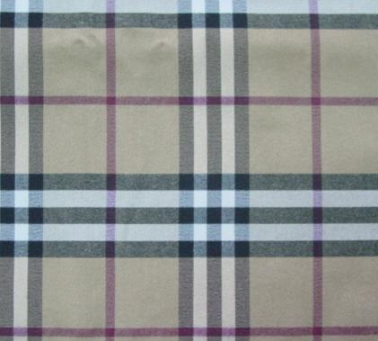 100 cotton school uniform check fabric