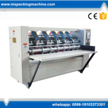 Corrugated cardboard thin blade slitter&scorer machine Paperboard slitting &scoring machine scorer