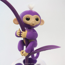 Fingerlings Interactive Baby Monkey Toy Zoe Sound Finger Motion Hanger Toy Gift
