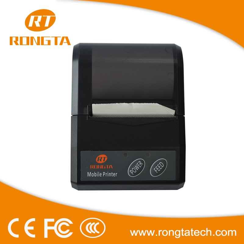 Cheap and nice design 58mm thermal receipt printer support wifi and Bluetooth mini portable printer
