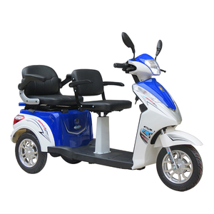 Wholesale cheap mid-size mobility scooter 3 wheel motorcycle motorized tricycles for adults
