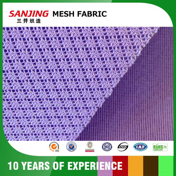 Wide Width Seating Mattress Polyester Air Mesh Fabric