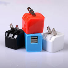 Universal Travel Charger USB Power Adapter 5V 2.4A Us Plug Wall Chargeur For Smartphones,ETL approval