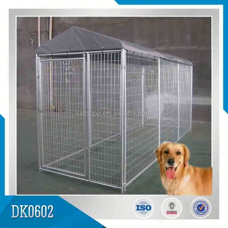 Huge Dog Fence