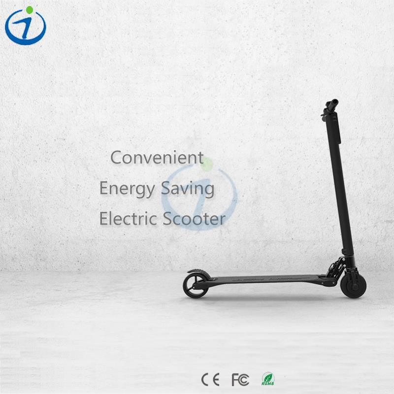New design Multifunctional for adults carbon fiber reinforced plastic electric scooter from china to bangkok