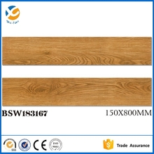 High quality wooden vitrified tiles spanish decorative tiles