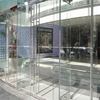 Decorative Custom Extra Clear Construction Glass