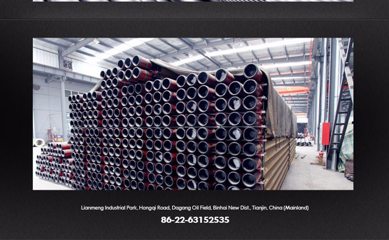 301 306 stainless steel supplier oil and gas well casing pipe wire water well screen factory sand filter