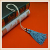 High quality polyester tassel trimming with cotton rope for dress bags suits hats on sale