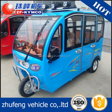 2017 new product solar electric tricycle diesel engine for passenger