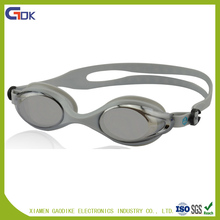 Promotion silicone rubber swimming goggles wholesale