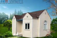 Well designed china prefabricated steel house cheap