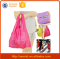 Fashion promotional eco friendly waterproof foldable shopping bag