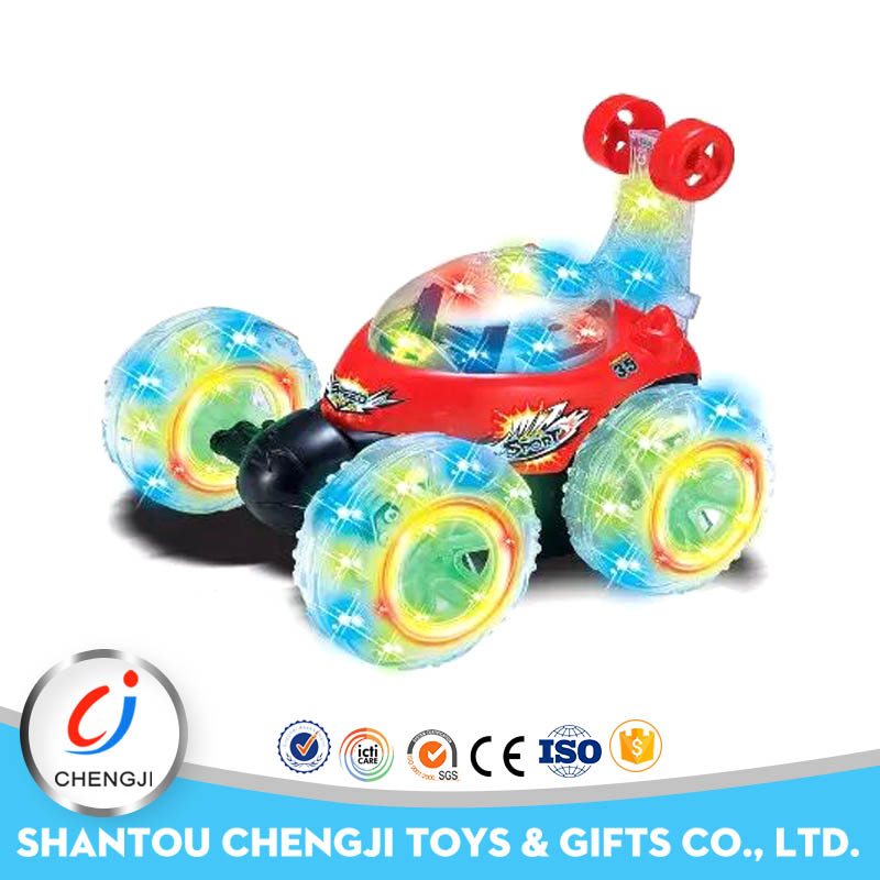Hot selling China factory manufacturer tumbling car radio control toy