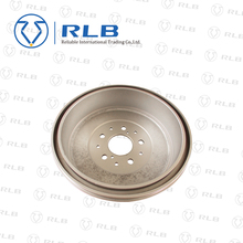 High quality rear axle RZH115 Brake drum 42431-26081 for 1994 hiace