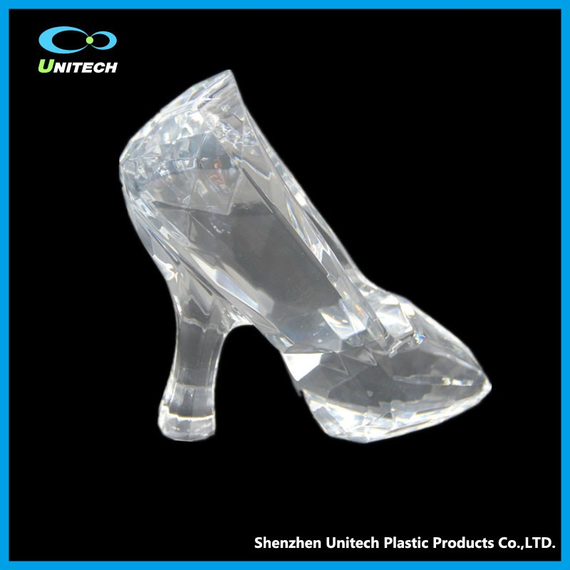 Fashionable different style perfect steps shoes For Crystal Crafts