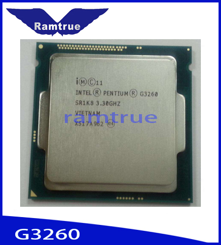 G3260 64bits dual core lga1150 computer cpu for desktop