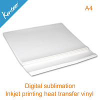 Kenteer screen printing heat transfer paper/A4 Paper For Water Transfer Printing