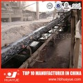 high temperature conveyor belt for clinker