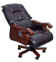 Comfortable leather inclined chair with competitive price(FOH-B8002)