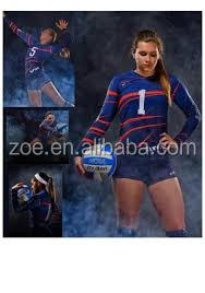 Lowest price custom colors club ls volleyball jersey/shorts/uniform