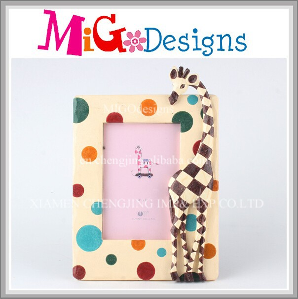 Modern Design Qualitied Giraffe Funny Photo Frames