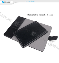 Leather tablet case for ipad mini 2 3 4 , motherboard case for ipad