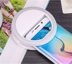Smartphone LED Ring Selfie light for Enhancing Photography