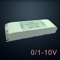Dimmable DC 12V 4A power supply 220V transformers for leds
