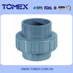 2016 Top Selling Pvc Pipe Fitting 45 Degree Elbow PN10