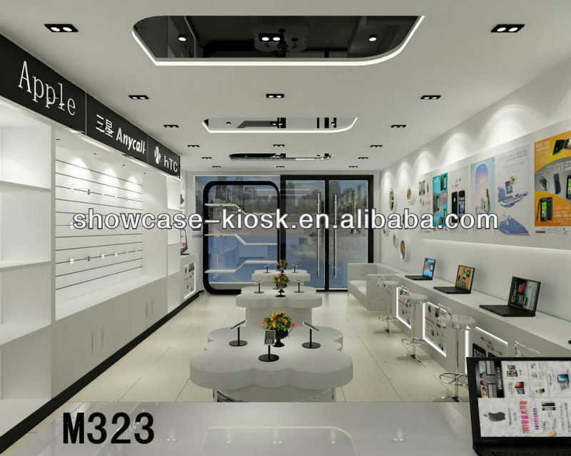 Computer shop design and electronic shop design with logo