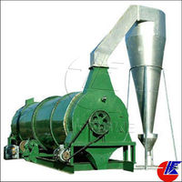 Rotary Steam Tube Dryer/Rotary Drum Sand Dryer For Wet Material