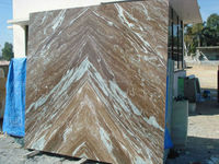 Indian Olive Maron Marble
