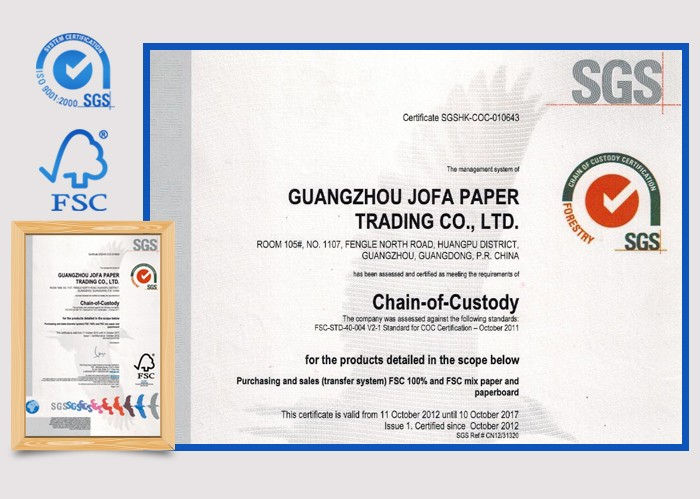 Low Price Eco-Friendly Quick Lead 100% Wood Pulp Wf Offset Paper