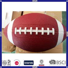 china supplier cheap rubber rugby ball