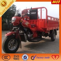 cargo tricycle gasoline engine dual brake system for car/Chinese three wheel tricycle on sale