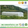 Reliable china factory manufacturer supply Greenhouses nonwoven fabric for agriculture cover,UV protection