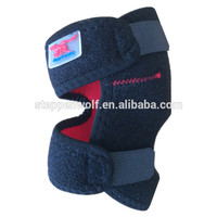 Custom made compression elasticated ankle support OEM