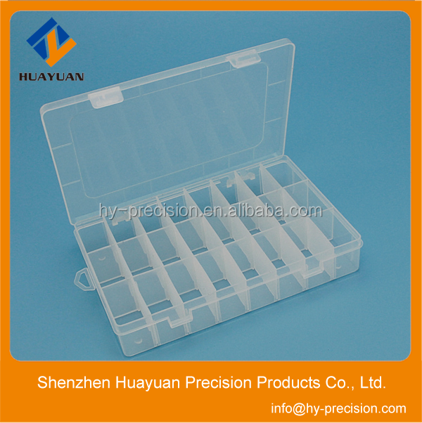 free sample factory price plastic storage packaging box